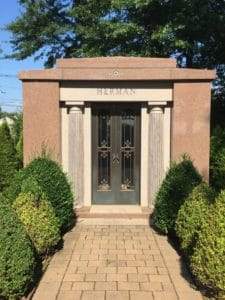 jewish mausoleum nj